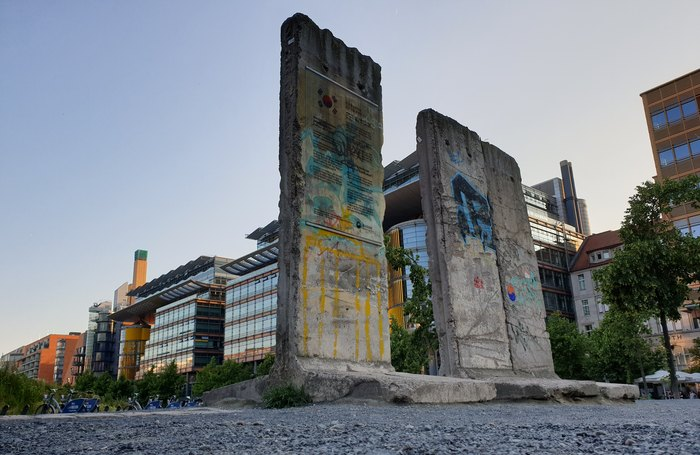 La Potsdamer Platz a Berlino