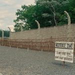 Il campo di concentramento di Sachsenhausen a Berlino