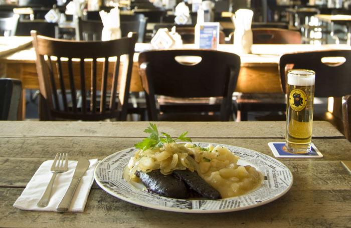 Il cibo e i ristoranti di Berlino