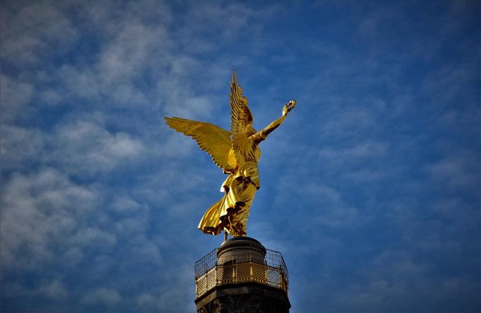 La Colonna della Vittoria a Berlino