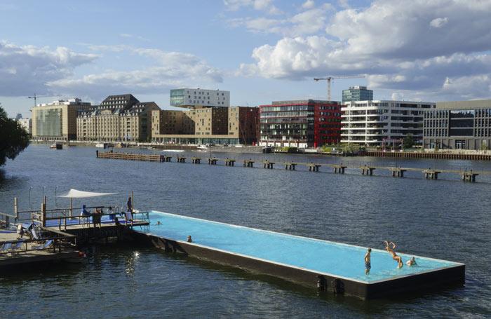 Verão em Berlim