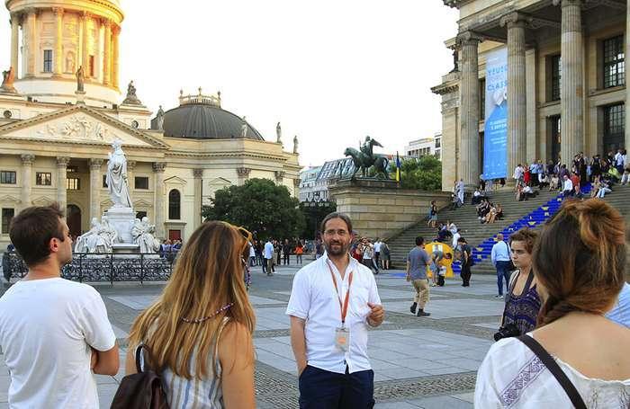 Blas guida di Vive Berlin Tours