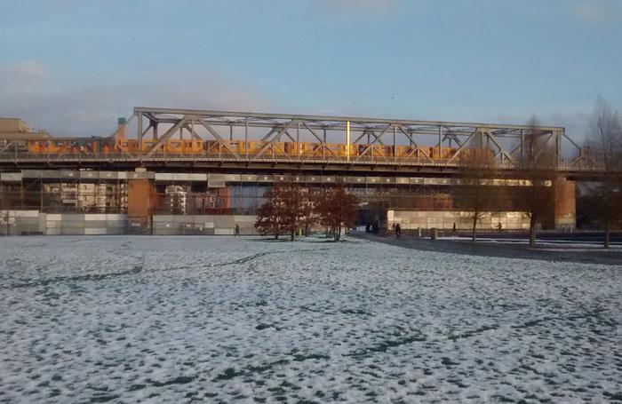 Le climat à Berlin-hiver