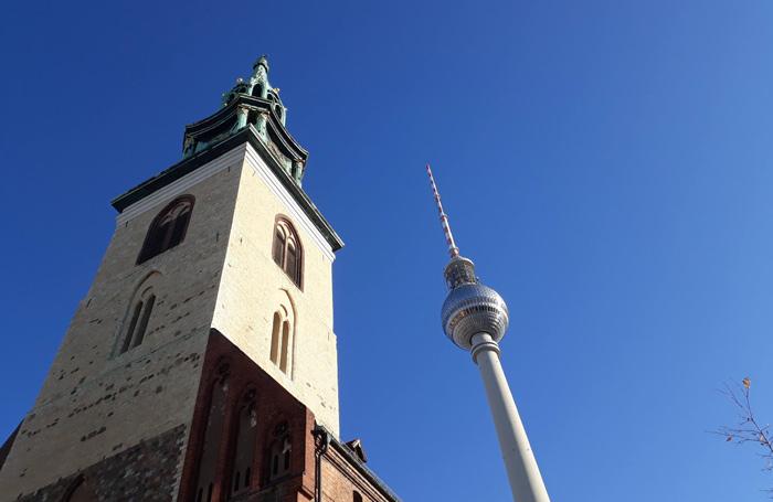 Marienkirche-monuments de Berlin