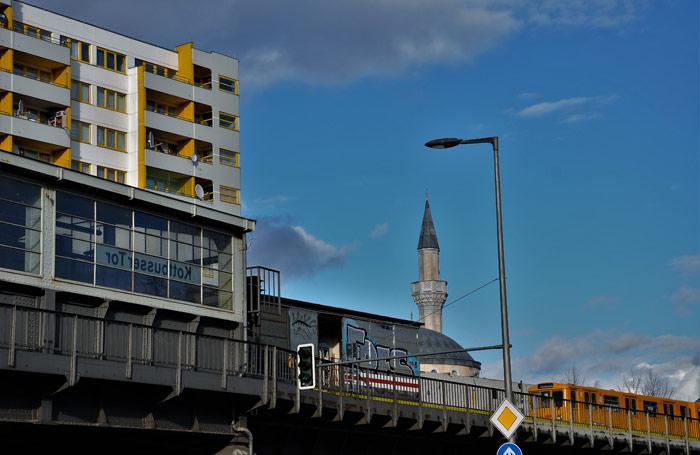 quartiers ouvriers de Berlin
