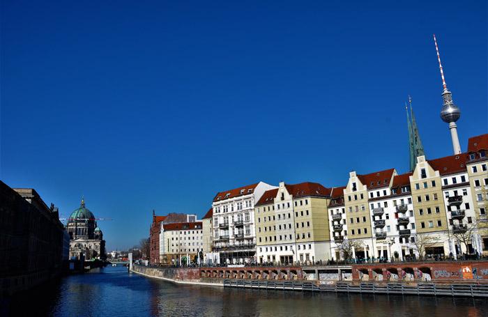 visiter Berlin et Saint-Nicolas