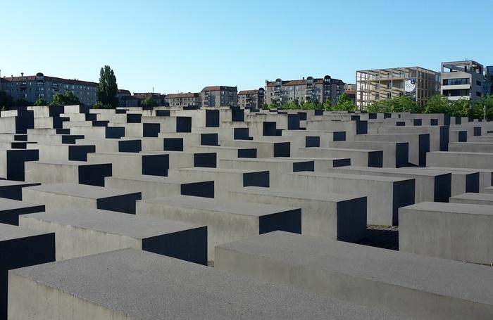 Il Memoriale a Berlino agli ebrei assassinati d'Europa