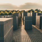 Il Memoriale agli ebrei assassinati d'Europa a Berlino
