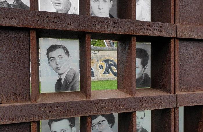 Il Memoriale del Muro di Berlino