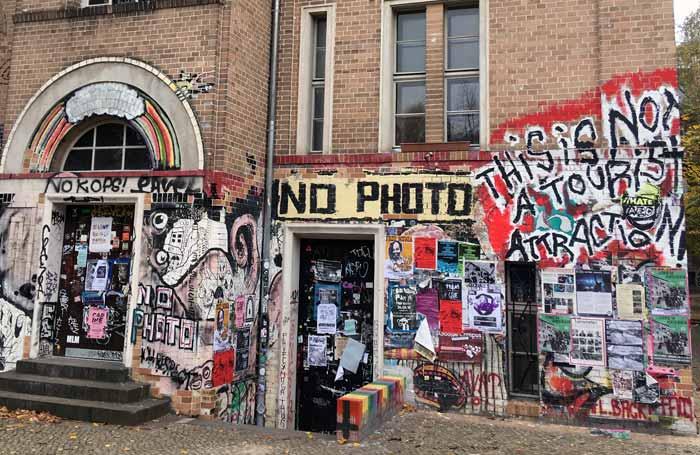 Kreuzberg: il quartiere alternativodi Berlino