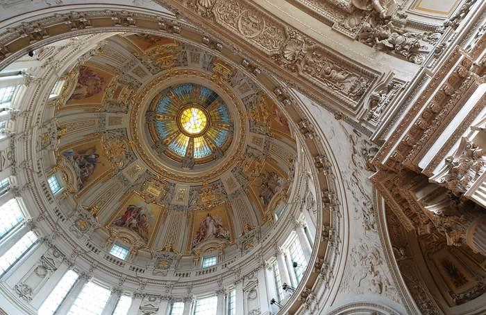Berliner Dom a Catedral de Berlim
