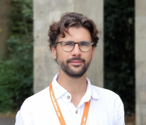 Jacopo guida turistica Berlino
