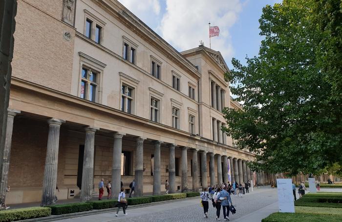 Neues Museum - Museo Nuovo - Isola dei Musei Berlino
