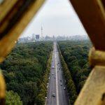 Il parco Tiergarten di Berlino
