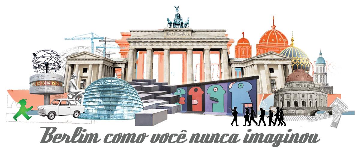 Tours guiados por Berlim em português