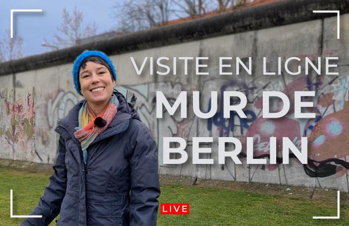 Visites guidées en ligne de Berlin
