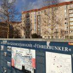 O Bunker de Berlim onde Hitler se matou no dia 30 de abril de 1945 – o Führerbunker.