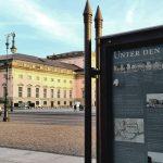 Unter den Linden. Bajo los tilos por Berlín
